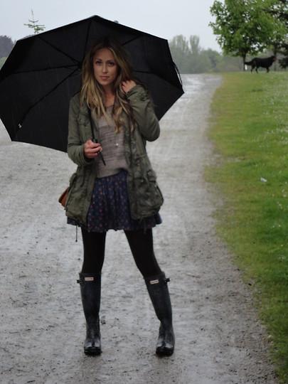 look raining boots 2