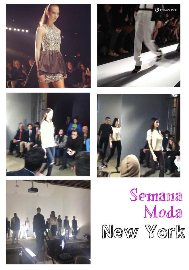 Resumen Semana Moda NY 2013