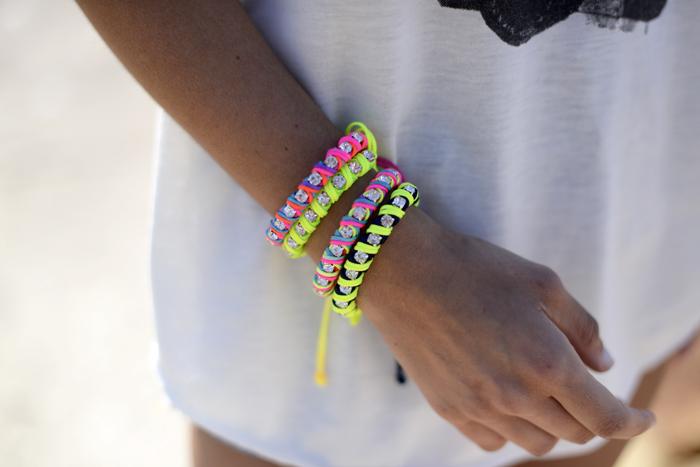 pulseras colores 2