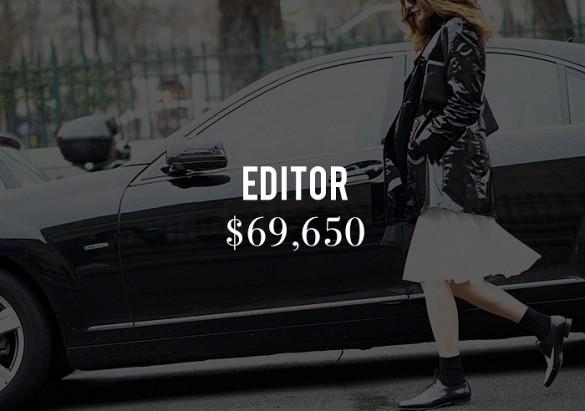 Sueldos editores moda 5