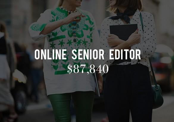 Sueldos editores moda 7