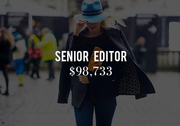 Sueldos editores moda 9
